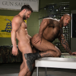 Raging Stallion: Tristan and Daymin