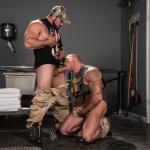 Raging Stallion: Jaxton and Sean