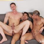 Kristen Bjorn: Salvador, Ivan and Sergyo