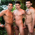 Lucas Entertainment: Ben, Alejandro and Dakota