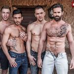 Lucas Entertainment: Andrey, Andy, Bogdan and Dani