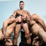 Str8 To Gay: Manuel, Marco and Mickael