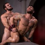 Raging Stallion: Jaxton, Bruno and Ian