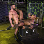 Raging Stallion: Daymin and Eddy