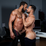 Raging Stallion: Bruno and Jay