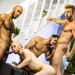 Drill My Hole: Orson, Pietro, Gabriel and Louis