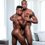 Noir Male: Trent and Adrian